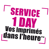 service 1 day